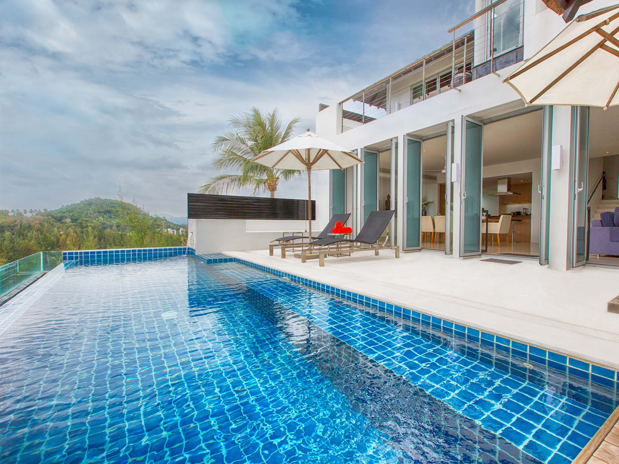 Inviting And Relaxing Holiday Wellness Villa